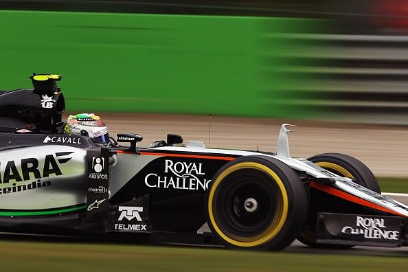 Force India announce upgrades ahead of Singapore Grand Prix