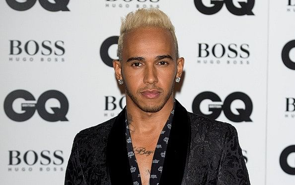 F1 driver Lewis Hamilton spotted with Mario Balotelli's ex-fiancee