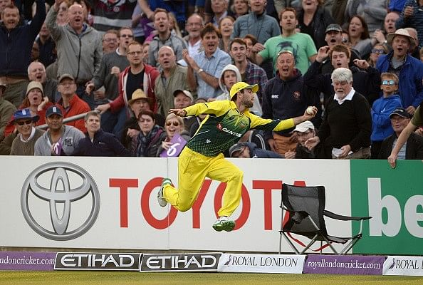 Glenn Maxwell not in favor of current 'fielder beyond the boundary' law