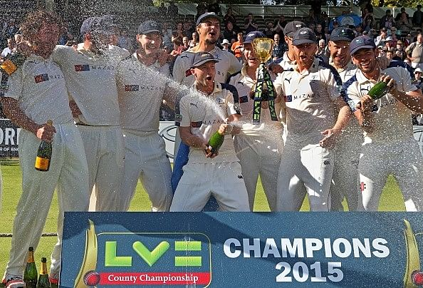 Five reasons for Yorkshire's resurgence in the County Championship