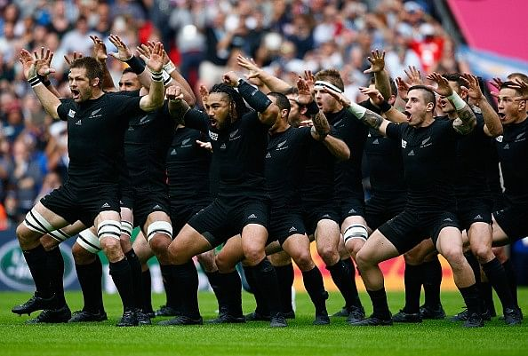 2015 Rugby World Cup: Decoding the haka dance