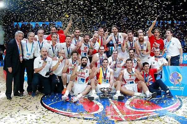 Spain down Lithuania in convincing fashion to be crowned 2015 FIBA Eurobasket Champions