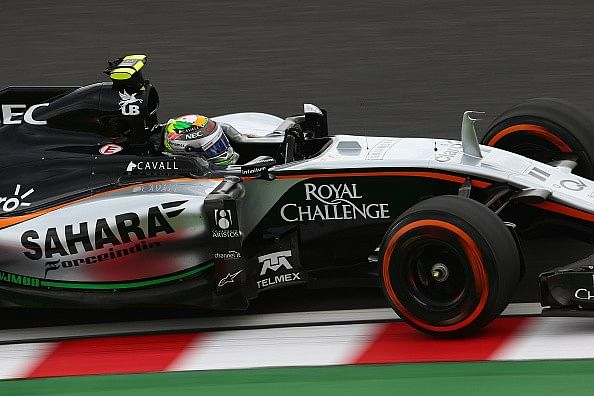 Force India lodges complaint with European Union against Formula One