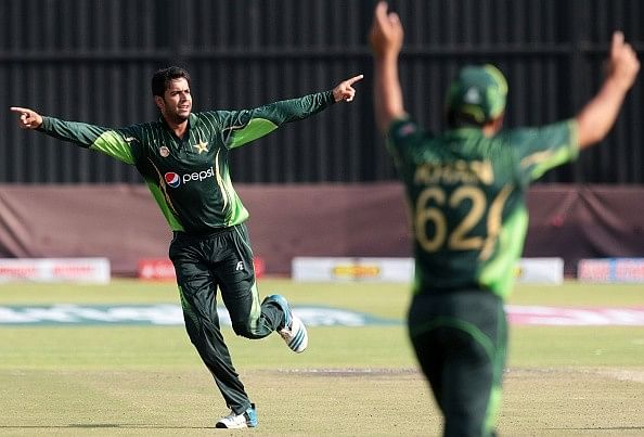 Stats: Imad Waseem's figures best for a Pakistan left-armer in T20s, Pakistan's perfect record against Zimbabwe