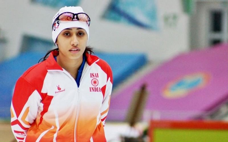 Is lack of funding curbing India's ace speed skater's Olympic dream?
