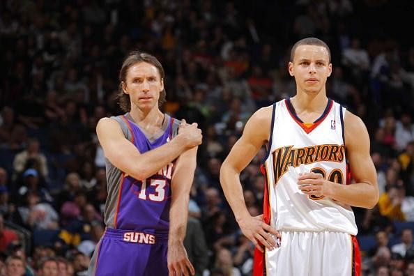 Golden State confirm hiring of Steve Nash as part time player development consultant
