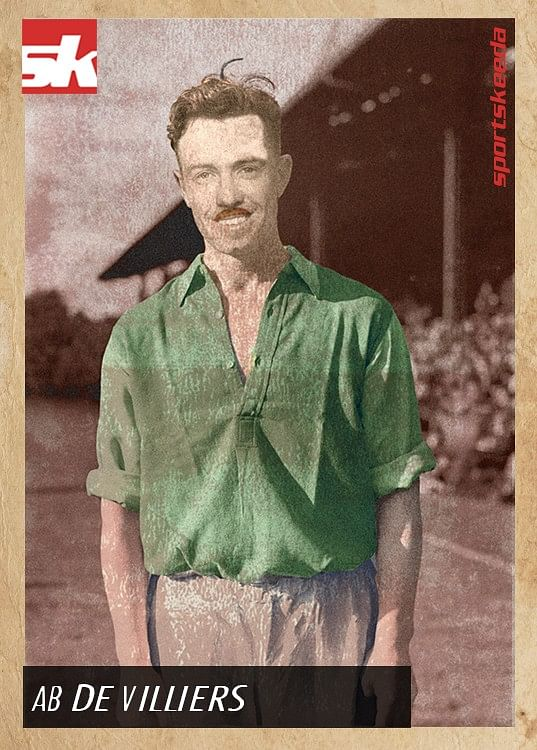 How modern cricketers would have looked in the 1950s