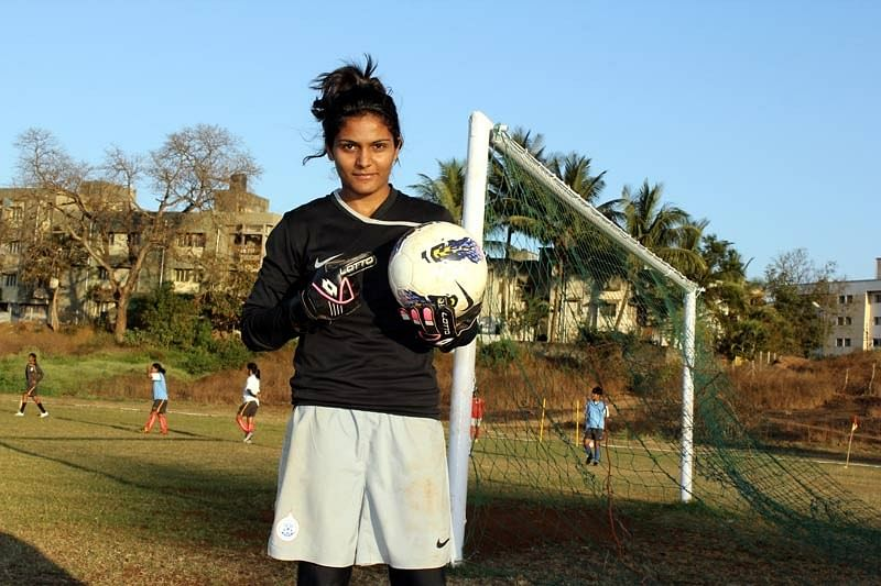 Determination and hard work will help me achieve my goals, says Aditi Chauhan