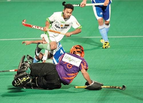 Interview with Indian hockey forward Affan Yousuf: Always hungry to play for senior team