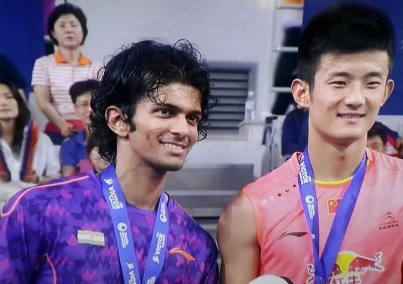 Korea Open Super Series Final: Ajay Jayaram goes down to World No. 1 Chen Long