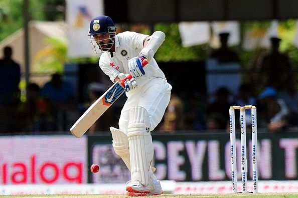 Ajinkya Rahane revels in batting out of his usual position