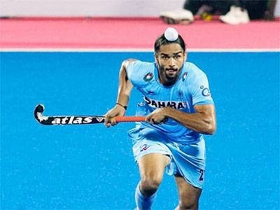 Hockey India League: Akashdeep Singh bags USD 84,000, becomes the costliest Indian player sold in the auctions