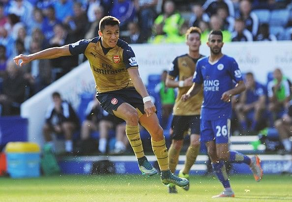 Leicester City 2-5 Arsenal: Highlights and Player Ratings