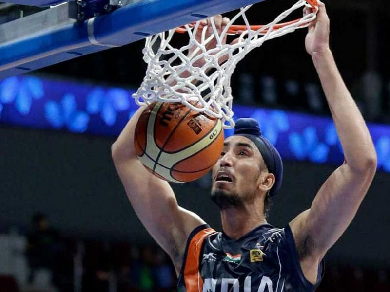 Amjyot Singh: The meteoric rise of Indian basketball's future superstar