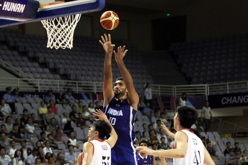 FIBA Asia Championships 2015: Indian cagers thrash Malaysia in tournament opener