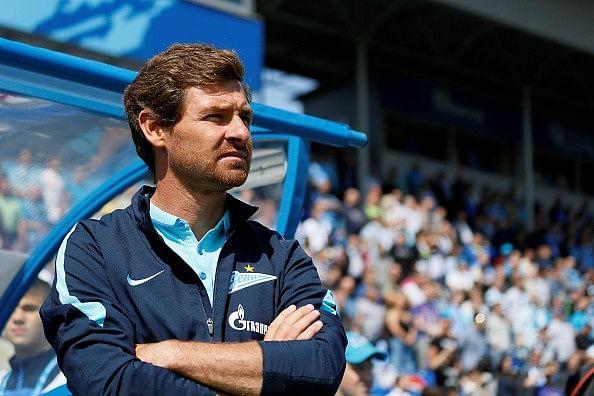 Zenit boss Andre Villas-Boas receives 6-match suspension for hitting match official