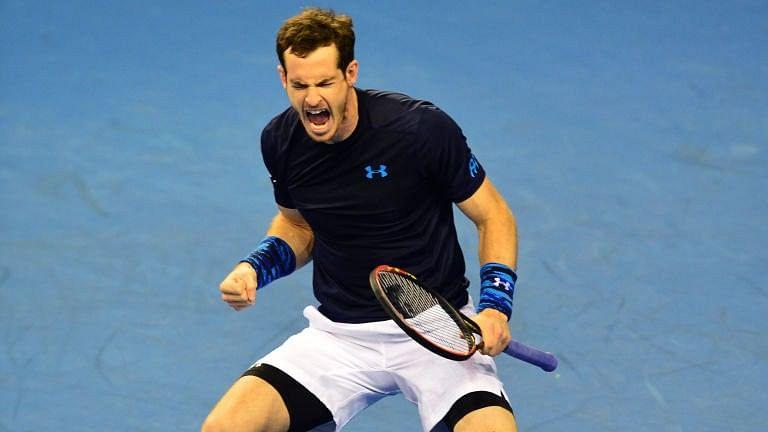 Davis Cup: Andy Murray beats Thanasi Kokkinakis, Great Britain in finals