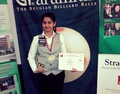 Meet Arantxa Sanchis - India's lone woman to win World Snooker and Billiards titles