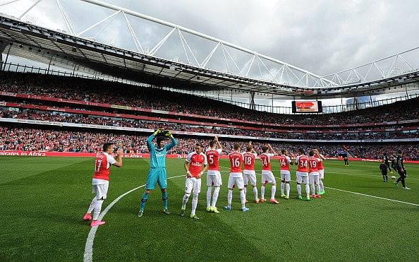 Arsenal 2-0 Stoke City: Five Talking Points