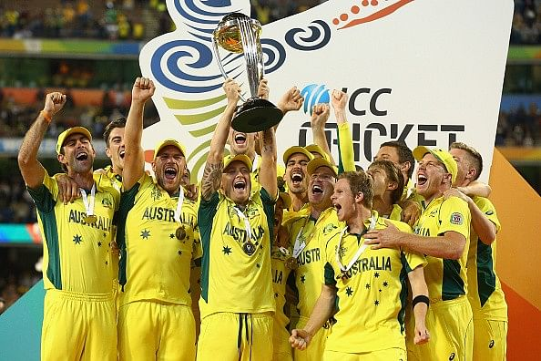 A timeline of Australian cricket from 1999 to 2015