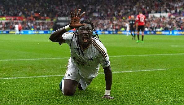 Will Swansea's 'panther' Bafetimbi Gomis help them qualify for European competition?