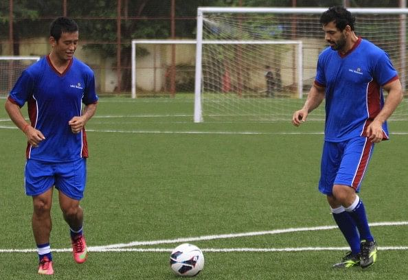 Baichung Bhutia believes Stephen Constantine needs time to develop team India