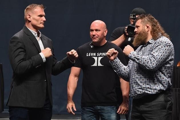 Josh Barnett talks about fighting Nelson, interest in a Fedor fight and more