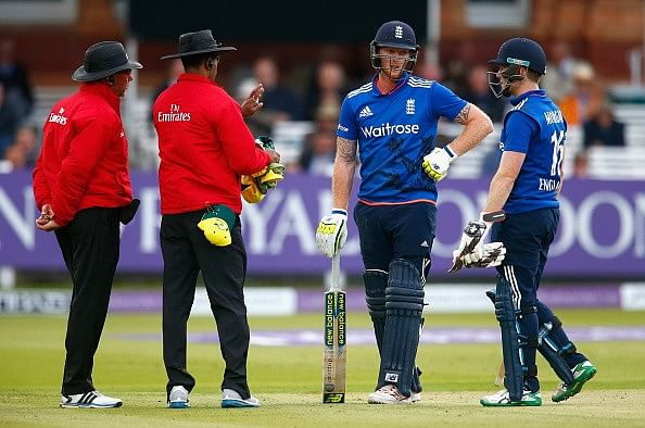 Top 5 controversial dismissals in matches between Australia and England