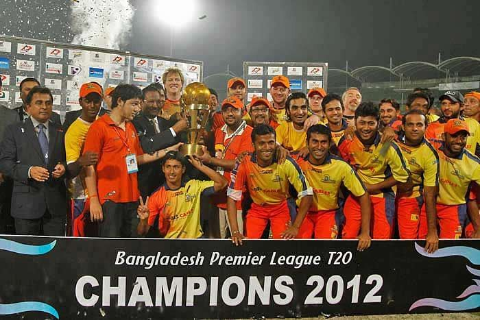 Corruption-tainted Bangladesh Premier League to flag off in November with 6 teams