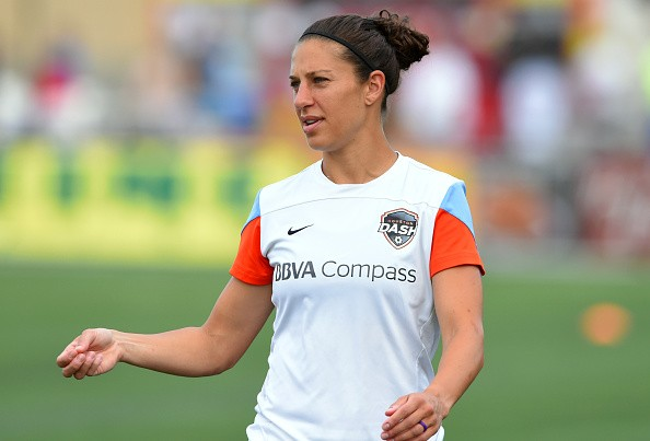 Interview with Carli Lloyd: