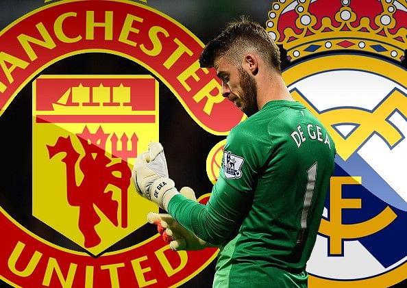 Fake FB Wall: David De Gea and Florentino Perez speak out on Facebook after botched transfer