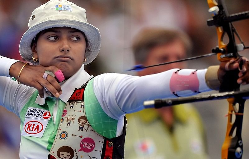 Indian archers Deepika Kumari and Abhishek Verma qualify for Archery World Cup Final