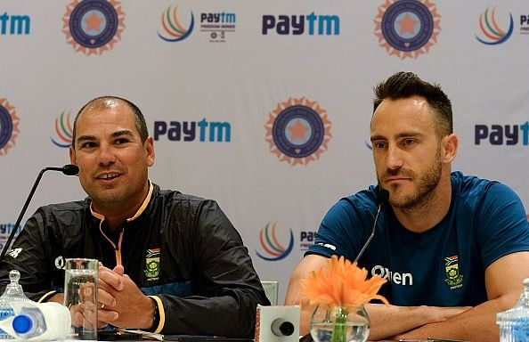 SA coach Domingo says his fast bowlers will do the job against India