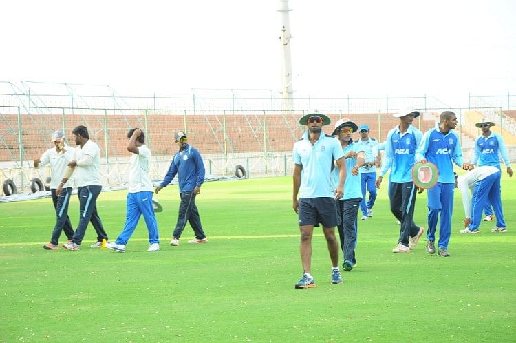 RDT's ASA hosts ACA Ranji selections and training camp