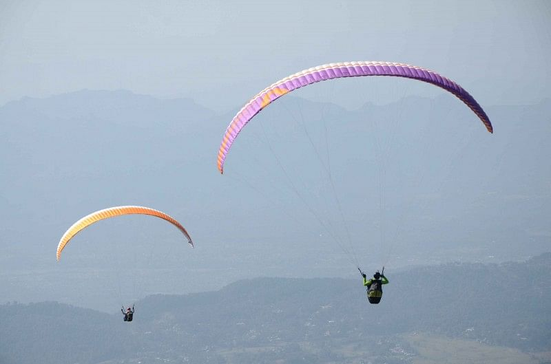 India gears up to host the 2015 Paragliding World Cup