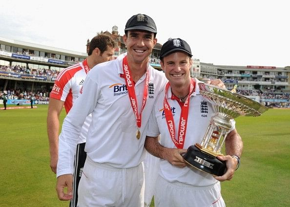 Kevin Pietersen agrees with Andrew Strauss' decision on his omission from the Ashes squad