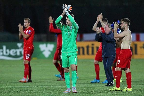 San Marino 0-6 England: Three Lions secure Euro 2016 qualification