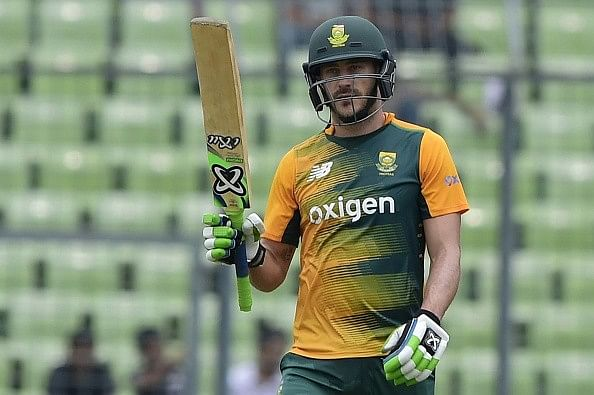 Predicted South African XI for the T20Is against India
