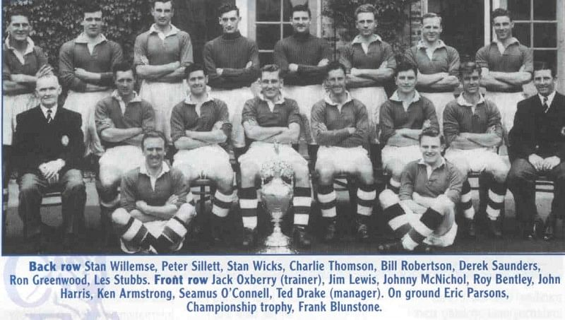Chronicling Chelsea's historic 1954/55 First Division title winning season