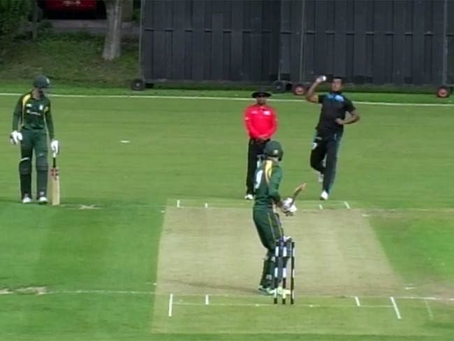 Video: Watch the new 'Lasith Malinga' - Viliame Manakiwai from Fiji