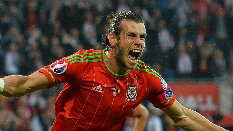 Video: Gareth Bale scores incredible goal in training from ridiculous angle