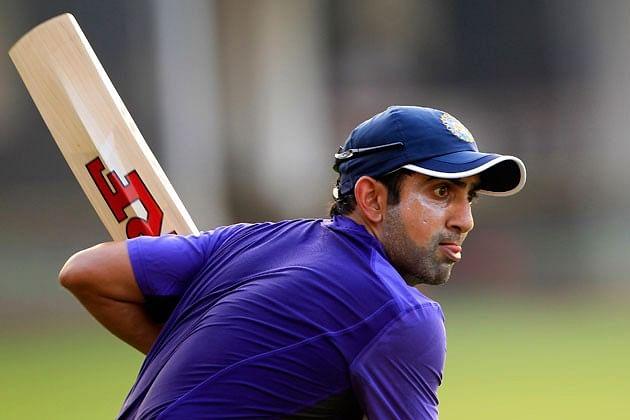 Gautam Gambhir retained as captain of Delhi Ranji Team