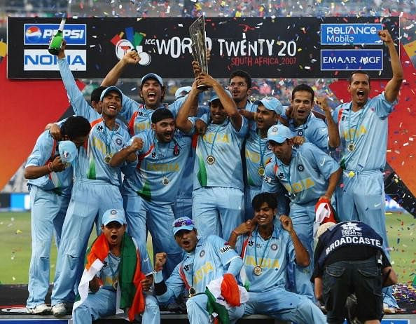 From Miandadesuqe to Gatting : A fan's memory of the 2007 T20 World Cup Final