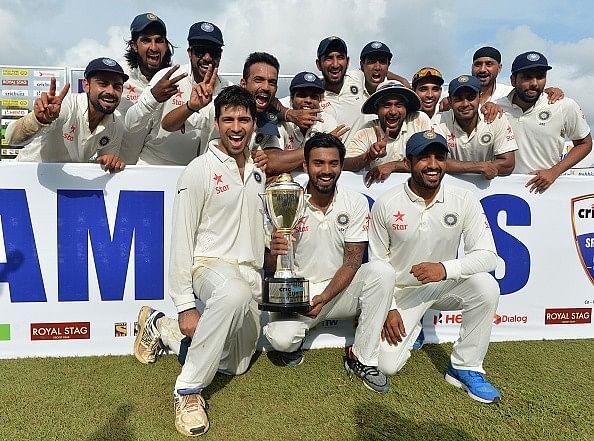 India's dominance over Sri Lanka in numbers