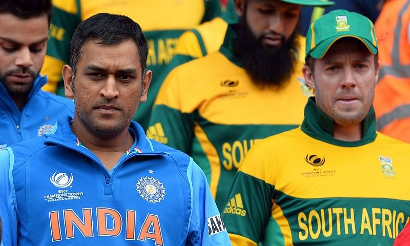 5 memorable ODI encounters between India and South Africa