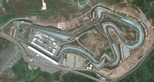 F1 track becomes used car dealership