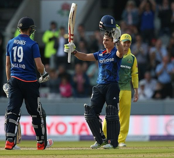 James Taylor, spinners hand England 93-run victory over Australia in the 3rd ODI