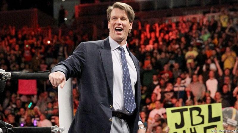 WWE project for JBL, Hogan - WM 32 status, Batista equates to The Rock, The Brahmabull speaks