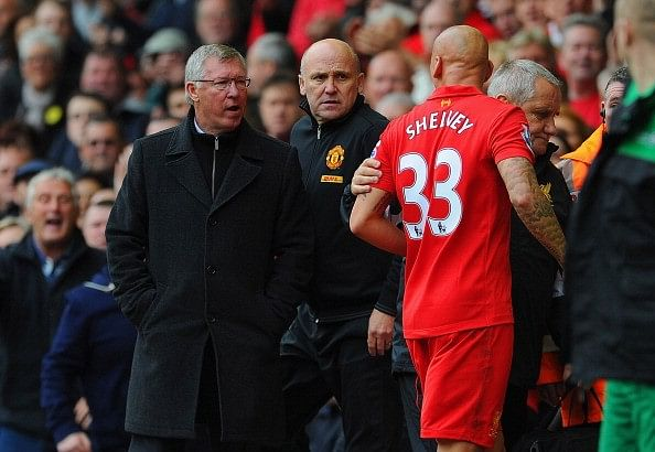 Former Liverpool man Jonjo Shelvey relives tiff with former Manchester United boss Sir Alex Ferguson