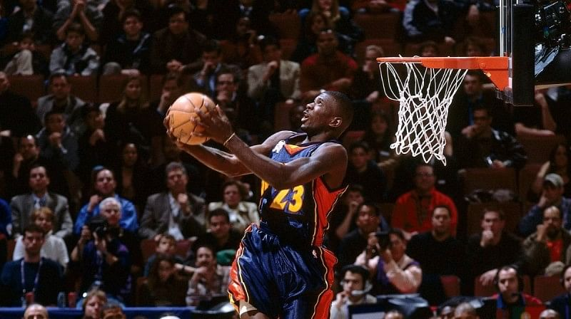 Back-to-back NBA Slam Dunk Champion Jason Richardson announces retirement